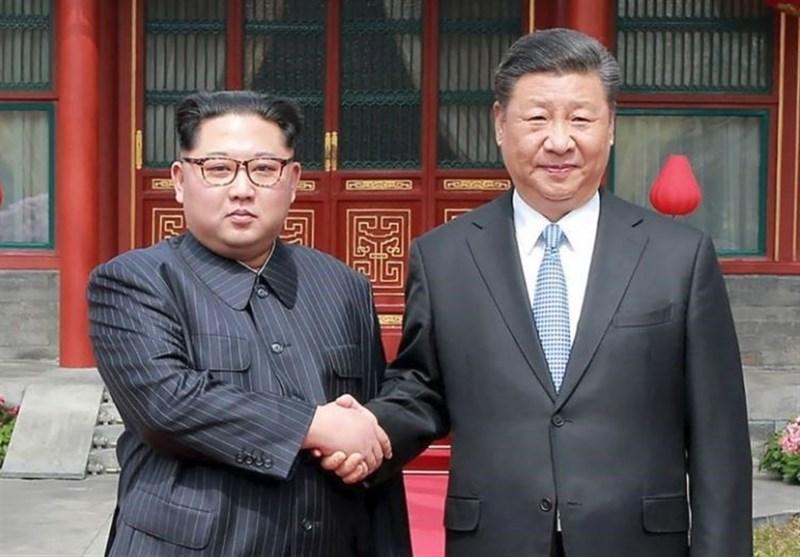 آمادگی رئیس جمهوری چین برای یاری به کره شمالی در جنگ با کرونا