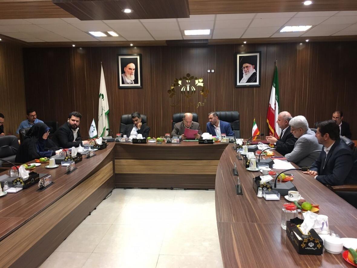 خبرنگاران رئیس شورای شهر رشت خواهان جابجایی روسای فنی و معاونان شهرداری مناطق شد