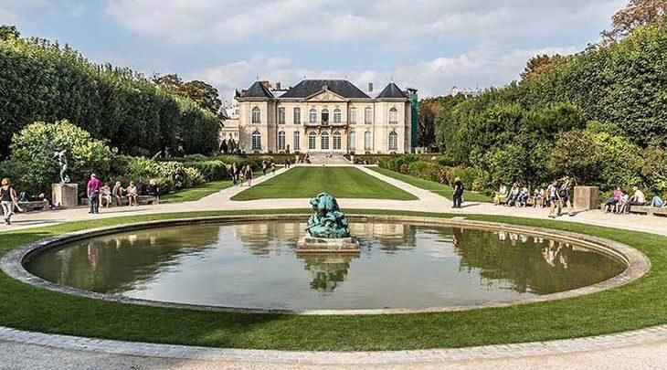 موزه رودن پاریس هم بازگشایی شد