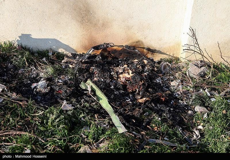 بیانیه هیات اعزامی ایران به فرانسه درباره سانحه هواپیمای اوکراینی