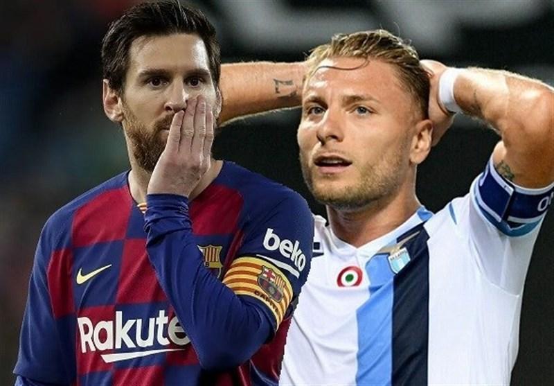 مسی و ایموبیله؛ بدشانس ترین فوتبالیست های اروپا