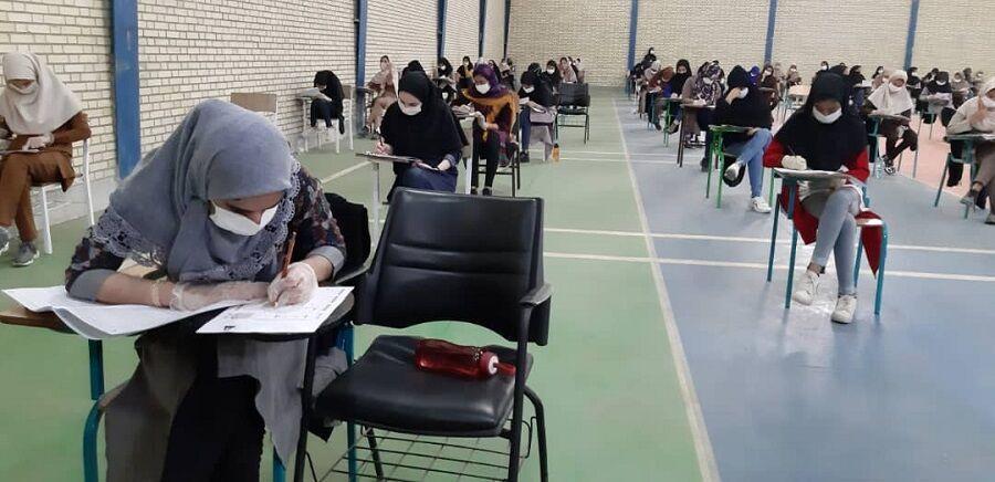 خبرنگاران 1.6 درصد دانش آموزان جذب مدارس استعدادهای درخشان اصفهان می شوند