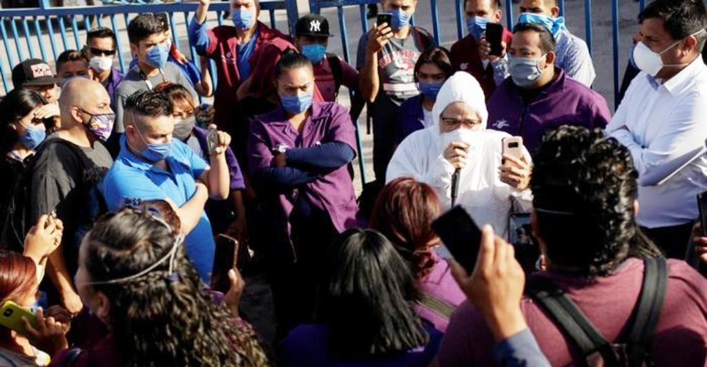 مکزیک، رتبه سوم مرگ و میر ناشی از کرونا در جهان