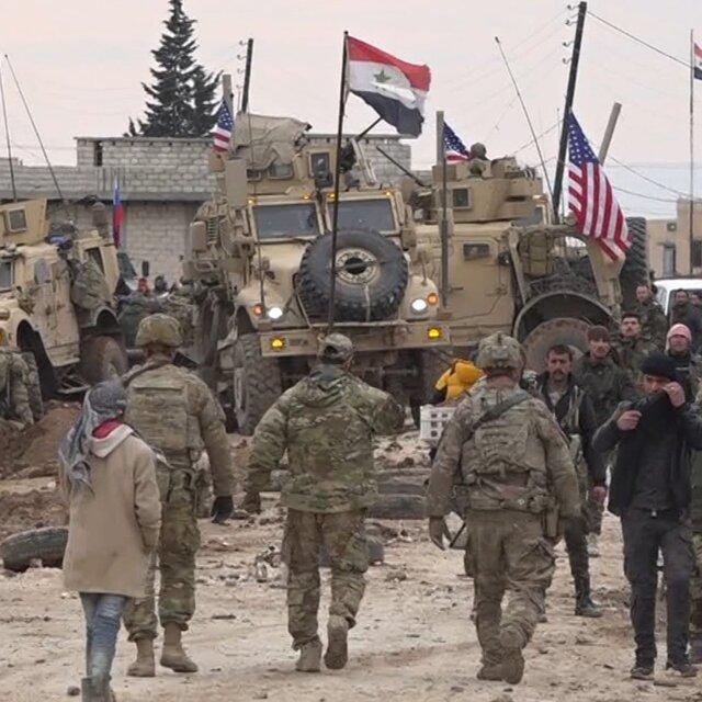 اعلام جنگ قبایل سوریه علیه اشغالگری آمریکا