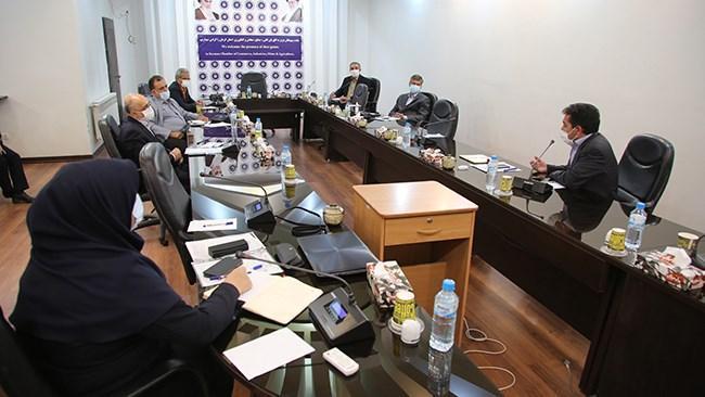 اتاق مشترک بازرگانی ایران و افغانستان شعبه کرمان آغاز به کار کرد