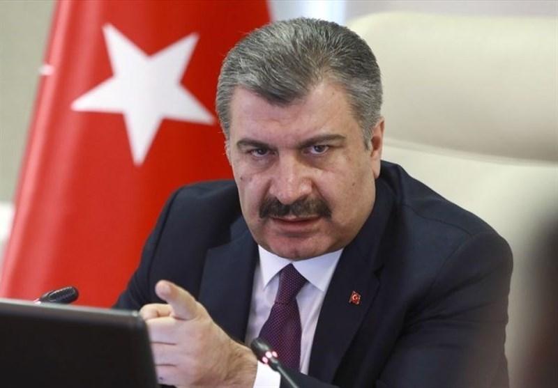 آخرین آمار مبتلایان به کرونا در ترکیه، 83 هزار تست روزانه