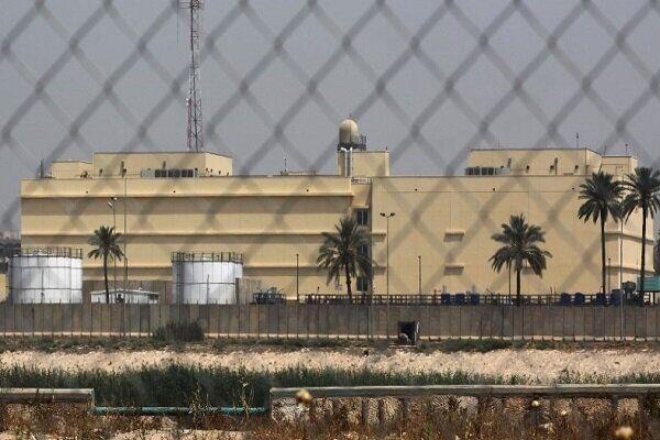 وزارت خارجه آمریکا: سفارت آمریکا در بغداد تعطیل نمی شود