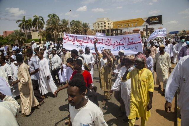 تدابیر امنیتی در خارطوم در پی فراخوان برای تظاهرات سودانی