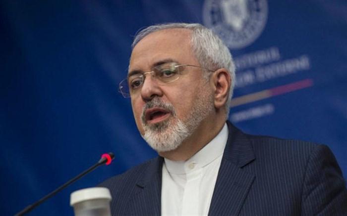 ظریف: سلاح در ایران برای دفاع است
