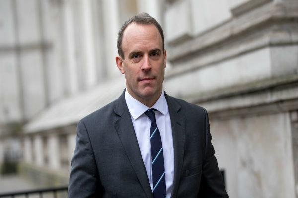 راب: چین بیانیه مشترک لندن-پکن درباره هنگ کنگ را نقض نموده است!