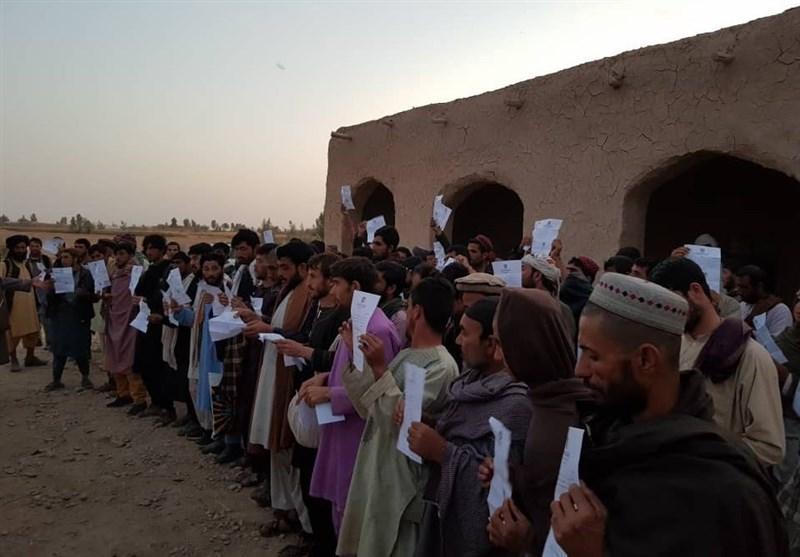 طالبان: 90 نیروی امنیتی در قندهار آزاد شدند