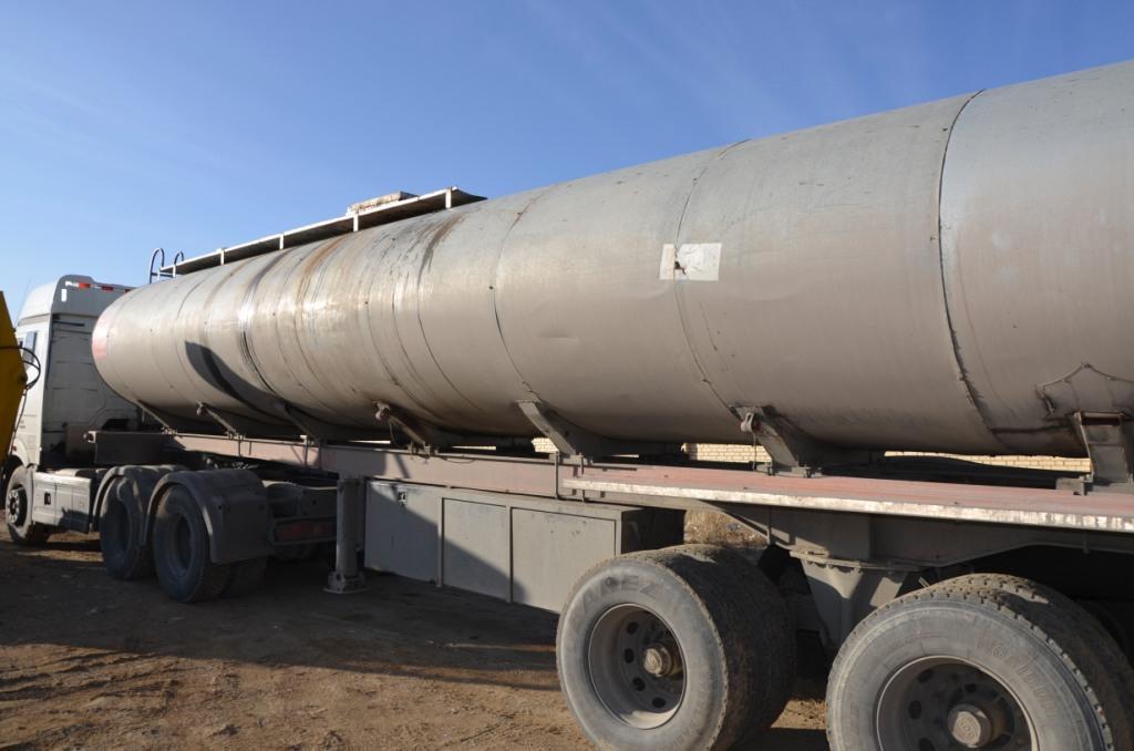 کشف 30 هزار لیتر گازوئیل قاچاق در اهواز