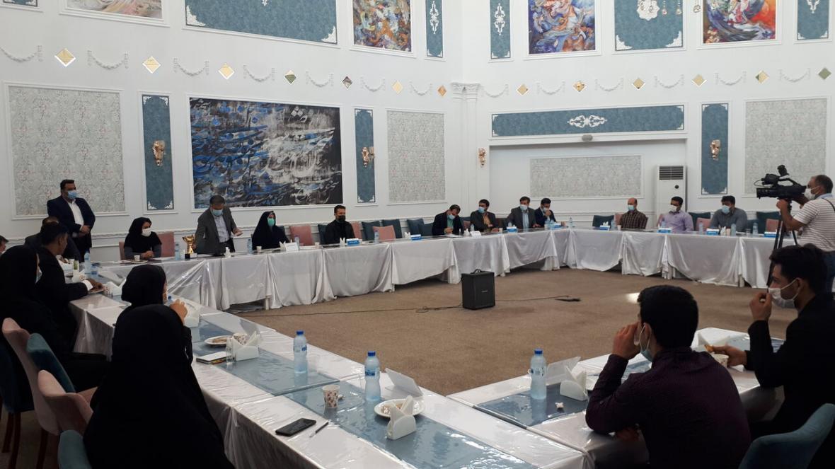 خبرنگاران رییس هیات جودو خوزستان انتخاب شد