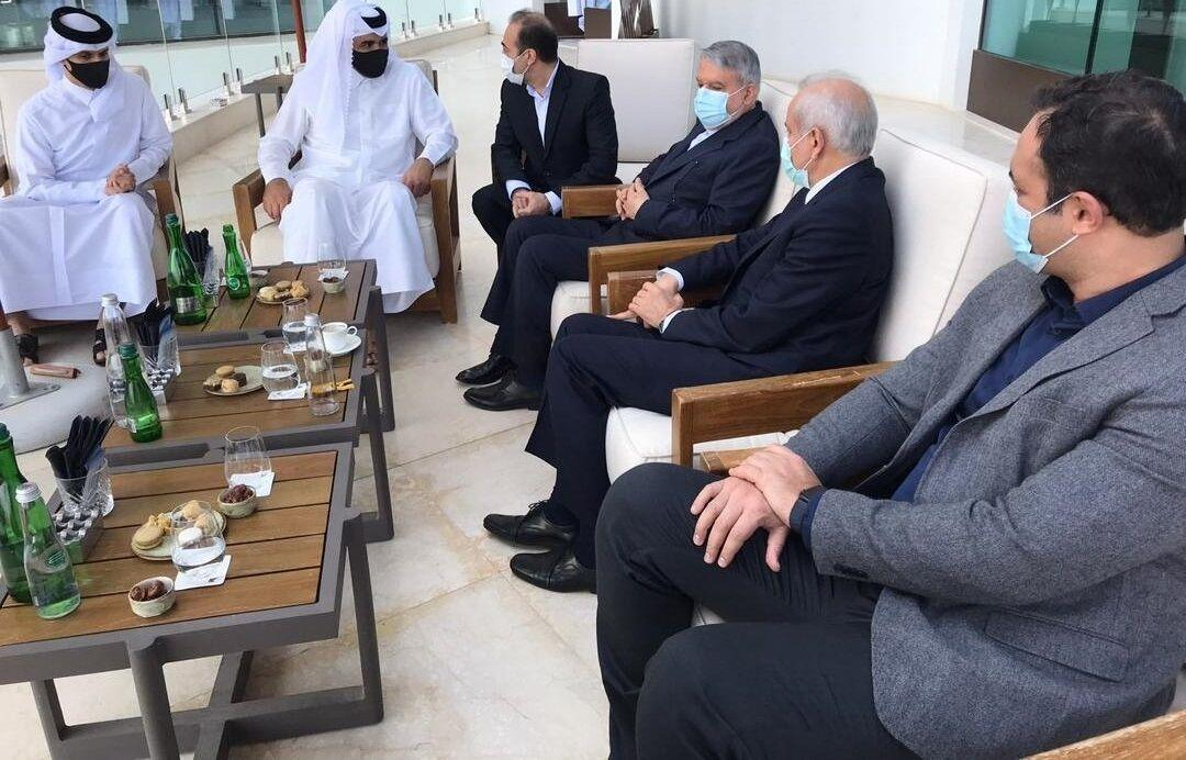 خبرنگاران روابط بین تهران و دوحه به بالاترین سطح ارتقا می یابد