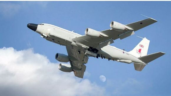 دو میلیون پرواز جاسوسی بر فراز آسمان روسیه شناسایی شد