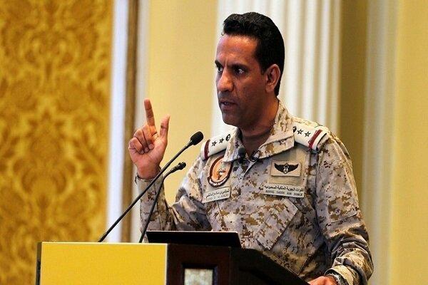 ائتلاف سعودی مدعی رهگیری و انهدام پهپاد نیروهای یمنی شد