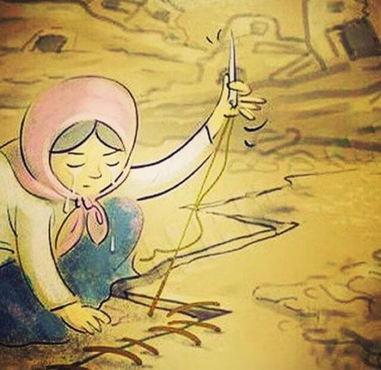 متن احساسی شهره سلطانی برای زلزله زدگان