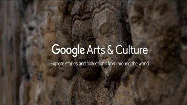 چگونه با یاری گوگل در خانه به سفر و گردش برویم؟