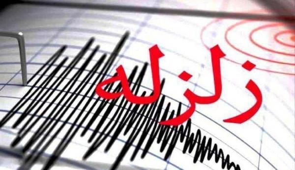 وقوع زمین لرزه 3.4 ریشتری در جندق اصفهان