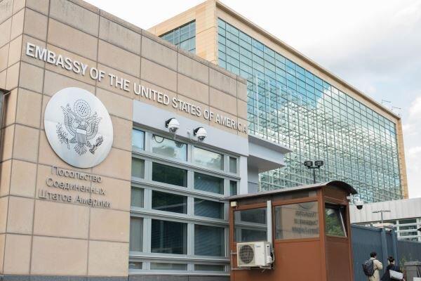 روسیه به سفارت آمریکا در مسکو هشدار داد