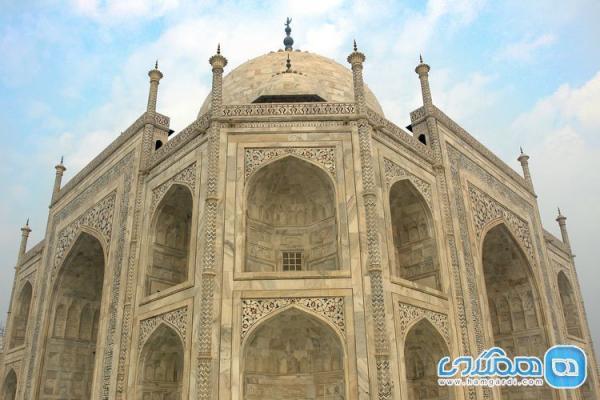 تاج محل آگرا؛ نماد عشق و علاقه در هند