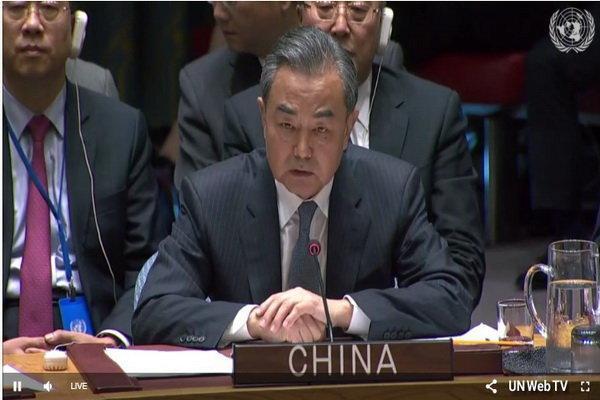 انتقاد چین از تحریم های آمریکا علیه سوریه، لزوم تقویت منافع مشترک