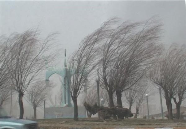 وزش باد شدید در بخش هایی از کشور، بارش امسال 42.5 درصد کمتر از پارسال خبرنگاران