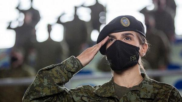کوزوو برای اولین بار نیروی حافظ صلح به خارج از کشور می فرستد