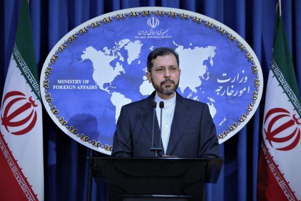 سخنگوی وزارت امور خارجه حمله به کشتی کانتینر بر کشورمان را محکوم کرد