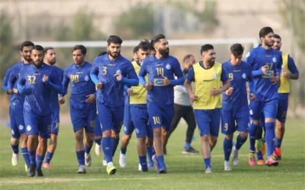 سال نو برای استقلال با یک تیم غایب آغاز شد