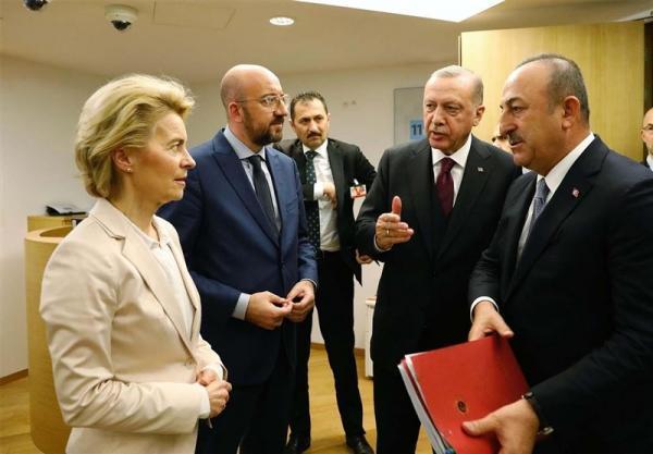 عملگرایی متقابل ترکیه - اتحادیه اروپا؛ روابط آنکارا-بروکسل به کدام سو می رود؟