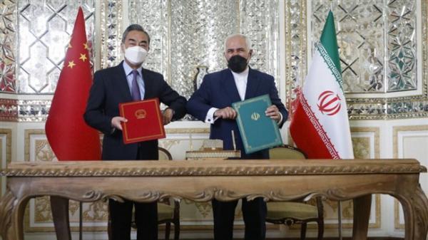 سند 25 ساله ایران و چین بدون ایجاد تعهدی، چشم انداز روابط را ترسیم می نماید