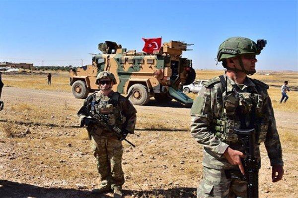 کشته و زخمی شدن شماری از نظامیان ترکیه در شمال سوریه
