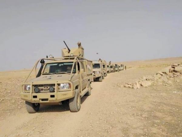 آغاز عملیات حشد شعبی در حومه ناحیه السعدیه در دیالی عراق