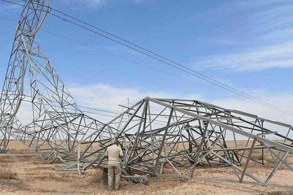 روی آوردن عراق به پهپاد برای حفاظت از دکل های برق