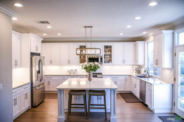 با انتخاب صحیح کابینت آشپزخانه دکوراسیون خانه خود را تغییر دهید