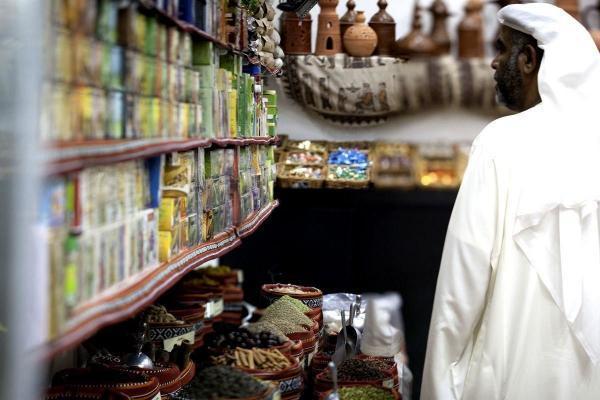 پشت صحنه تورم منفی امارات