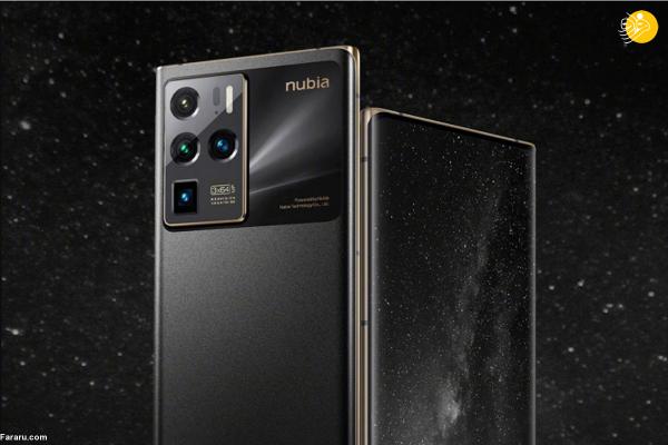 معرفی نسخه محدود و رویایی Nubia Z30 Pro