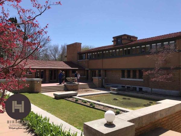 معماری و سبک فرانک لوید رایت سایر مقالات