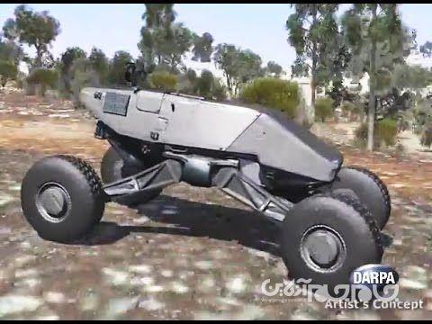 در تانک های آینده به جای زره از تکنولوژی استفاده خواهد شد