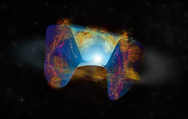 با شناسایی پایکوبی مرگ بین دو ستاره، نوع احتمالی جدیدی از ابرنواخترها کشف شد