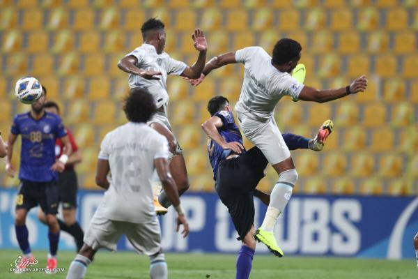 تمجید AFC از پاس گل ستاره مالیایی الهلال مقابل استقلال