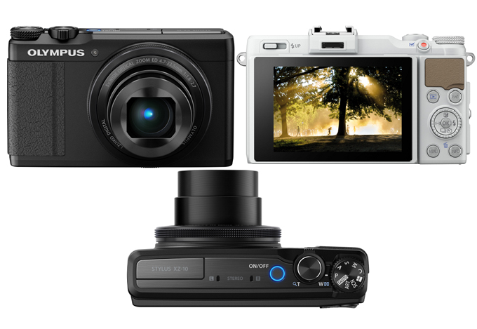 دوربین کاربرپسند Stylus XZ-10 الیمپوس (Olympus)