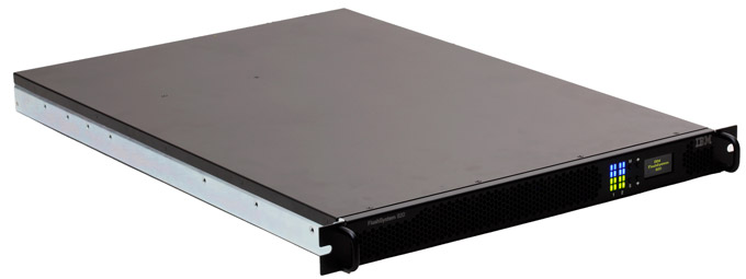 حافظه فلش IBM با ظرفیت 24 ترابایت برای سرورها