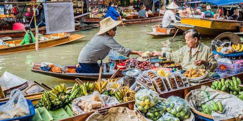 دانستنی های تاریخ تایلند