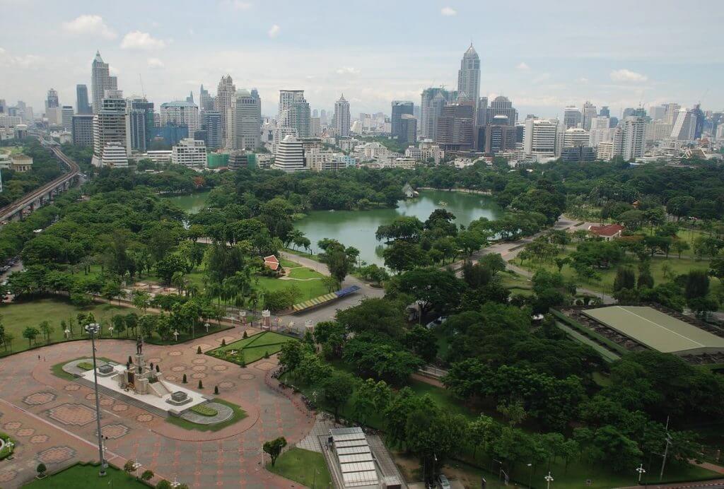 پارک لومفینی تایلند