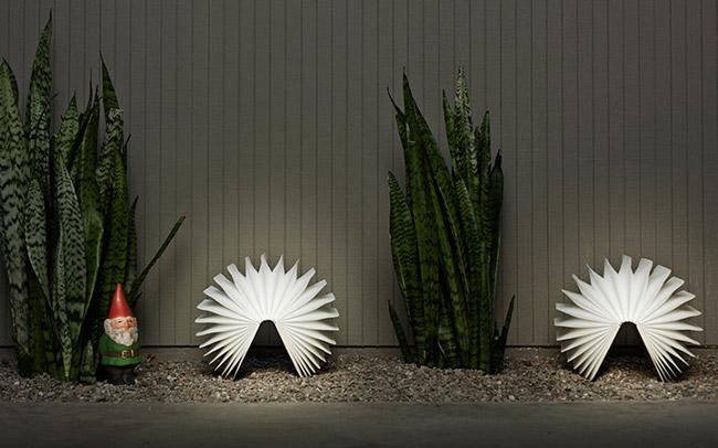 لامپ های ال ای دی Lumio به صورت یک کتاب نورانی!