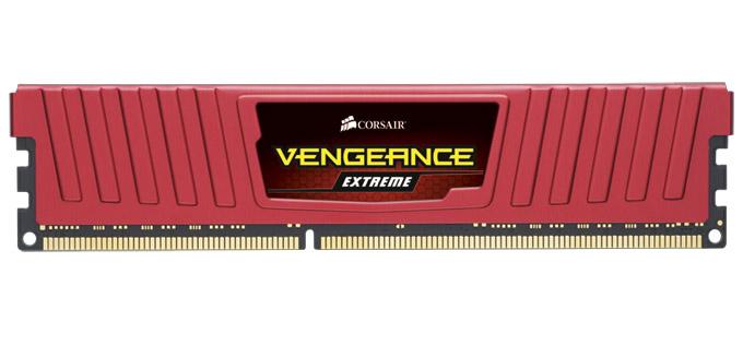 حافظه رم Corsair Vengeance سریعترین در جهان