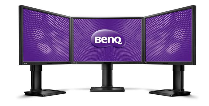 مانیتور BL2411PT شرکت BenQ با Flicker صفر
