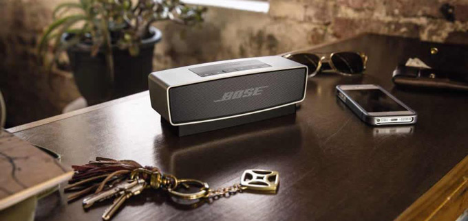 معرفی اسپیکر بلوتوث Bose مدل SoundLink Mini